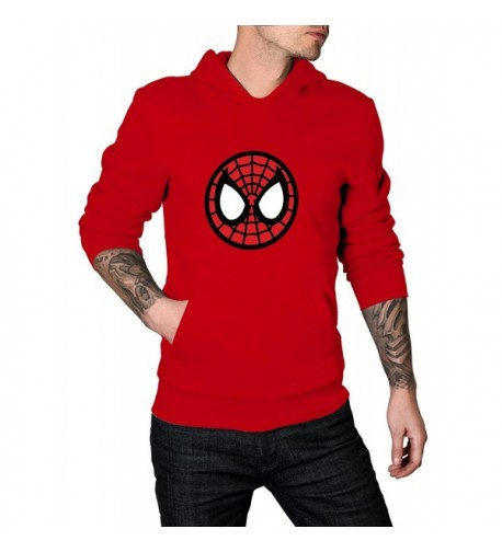 Mens Marvel Spiderman Homecoming Hoodie