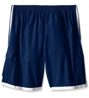 Designer Men's Swim Trunks