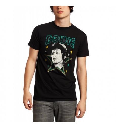 Impact David Bowie T Shirt Medium