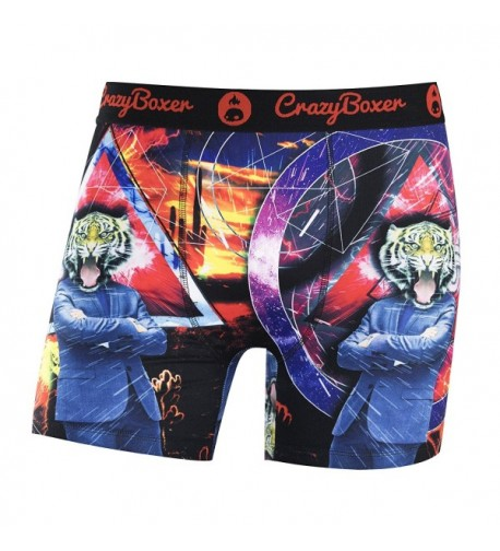 Crazy Boxer Illuminati Underwear Briefs