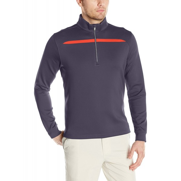Greg Norman Fashion Pullover Carbon