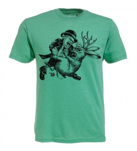 Ames Bros Leprechaun Jackelope T shirt
