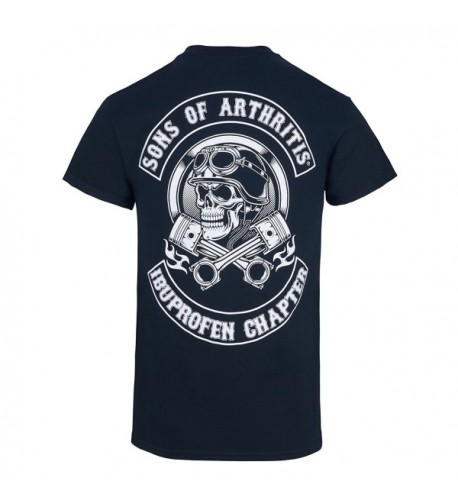 Sons Arthritis Helmet Cotton T Shirt