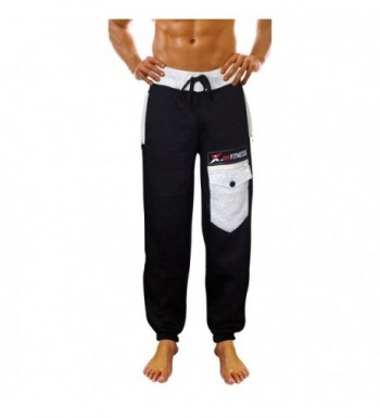 X 2 Joggers Sweatpants Tracksuit Running