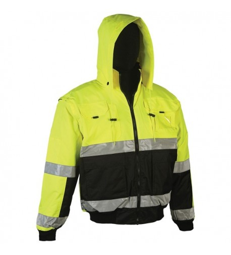 Brite Safety Style Reversible Jacket