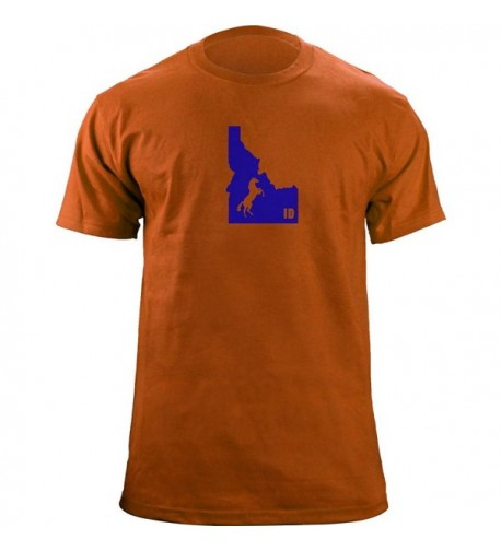 Original Bronco Classic T Shirt Orange