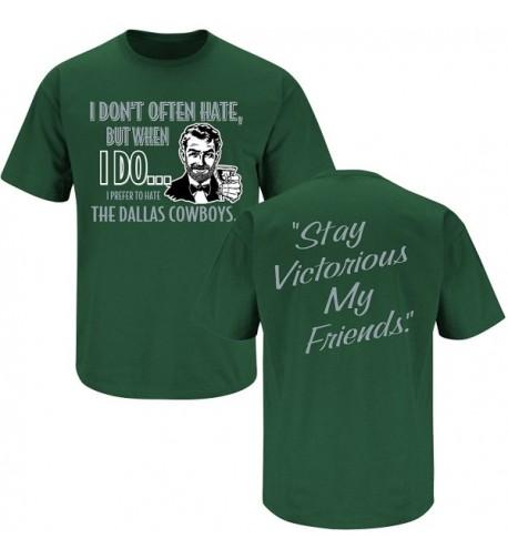 Philadelphia Football Victorious Anti Cowboys T Shirt