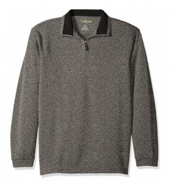 Haggar Sleeve Motion Brushed Quarter