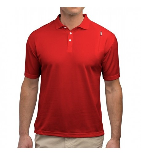 SCOTTeVEST Performance Polo Athletic Clothing