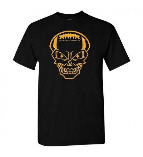 Xtreme Pittsburgh Skull Fan Shirt