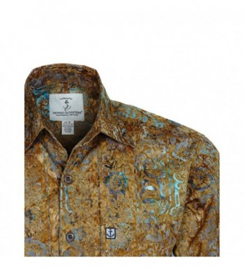 Discount Real Men's Casual Button-Down Shirts for Sale
