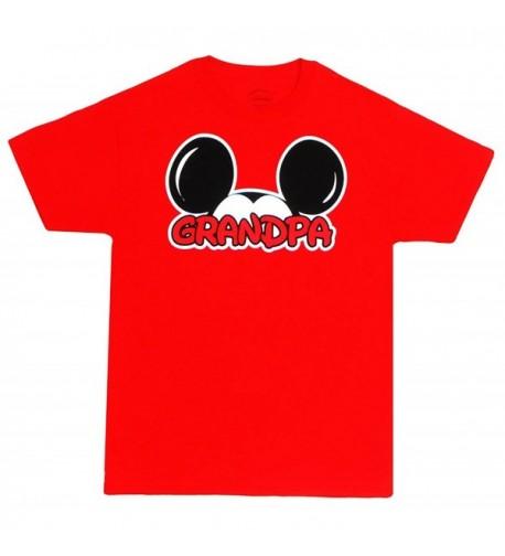 Disney Adults GRANDPA Mickey X Large