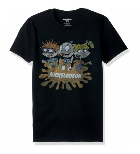 Nickelodeon Rugrats Sleeve Graphic T Shirt