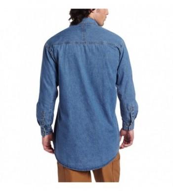 0732c73df58 RIGGS WORKWEAR Wrangler Antique Medium  Men s Casual Button-Down Shirts  Online