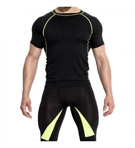 Cadmus Workout Running Short Sleeve