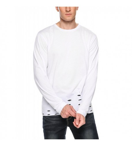 COOFANDY Sleeve Hipster Basic T Shirt