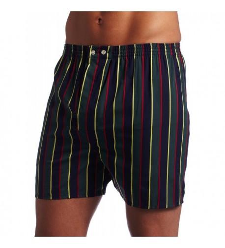 Derek Rose Regimental Shorts XX Large
