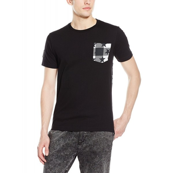 Squared Mens Drop Black X Large