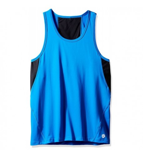 C IN2 Mens Tank Electric Small