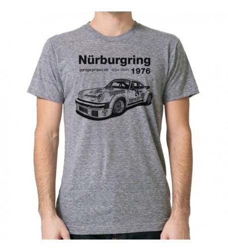 GarageProject101 Porsche Nurburgring T Shirt Athletic