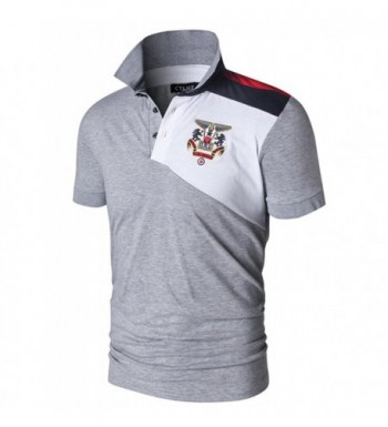 Fashion Men's Polo Shirts Outlet Online