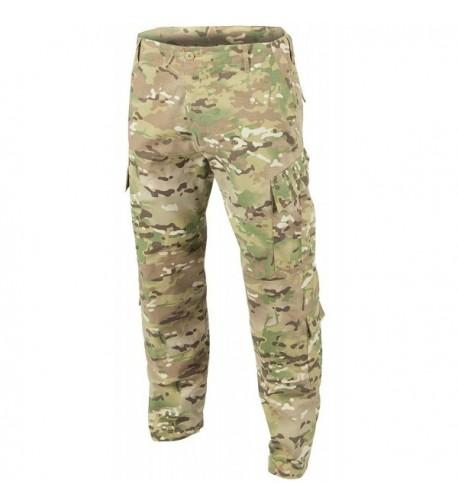 Teesar Ripstop Combat Trousers Multitarn