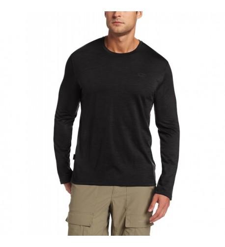 Icebreaker Sleeve Shirt Black Medium