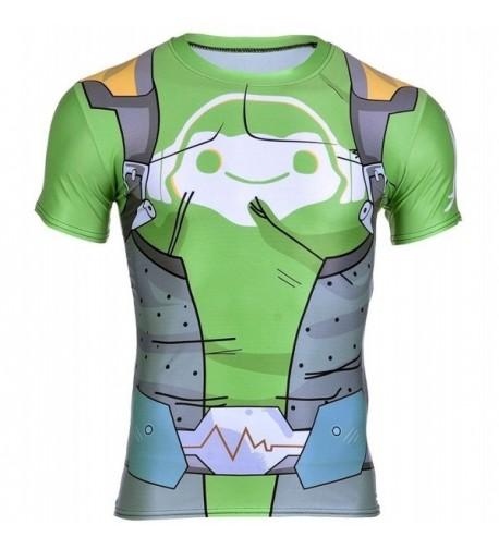 Overwatch T Shirt Aesthetic Cosplay Inspired