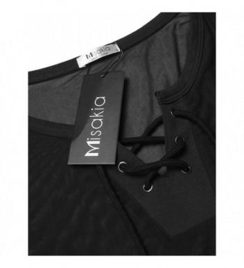 713e172070f Misakia Mens Sexy Through Black  Cheap Men s Tank Shirts On Sale  Men s  Shirts Outlet Online  Discount Men s Clothing