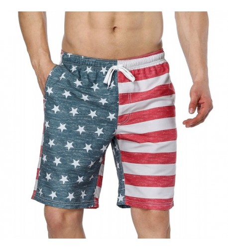 ATTRACO Trunk Boardshort Beach Bottom