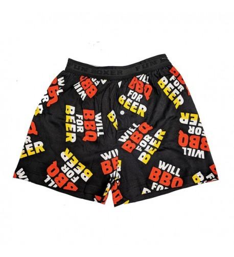 Fun Boxers Boxer Shorts Large