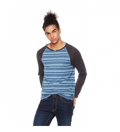 Rebel Canyon Sleeve Stripe T Shirt