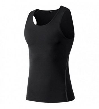 Panegy Sleeveless Compression Muscle Athletic