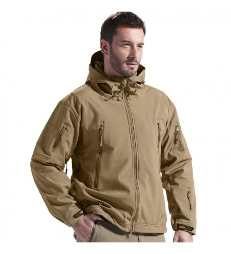 FREE SOLDIER Tactical Waterproof Softshell
