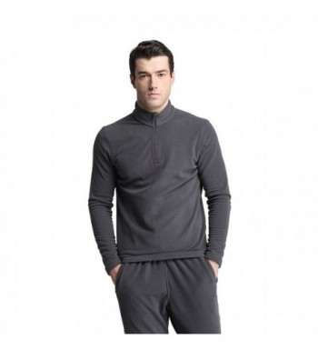 CoolDry Comfort Anti Pilling Fleece Pullover