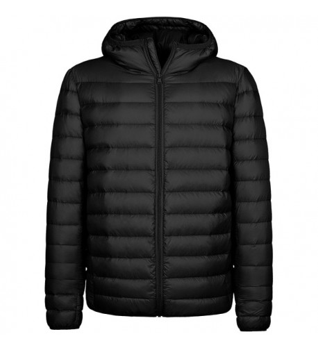 Wantdo Hooded Packable Weight Jacket