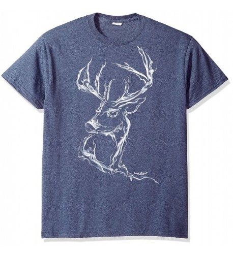 Lost Creek Graphic T Shirt Heather