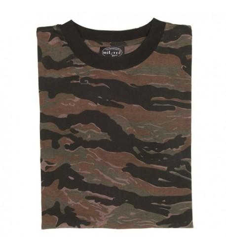 Mil Tec T shirt Tiger Stripe size