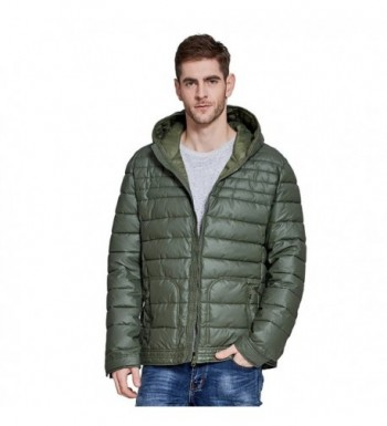 Puffer Hooded Waterproof Winter Jacket
