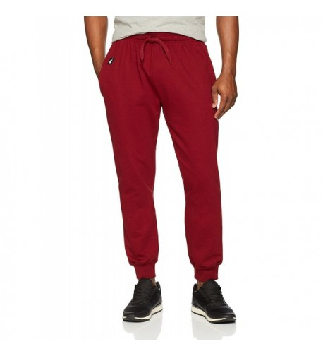 Flying Ace French Embroidery Burgundy