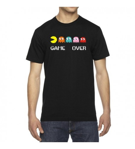 Game Cartoons Parody Cotton T Shirt