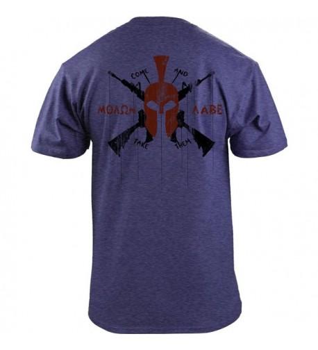 Classic Modern Spartan T Shirt Ultra Thin