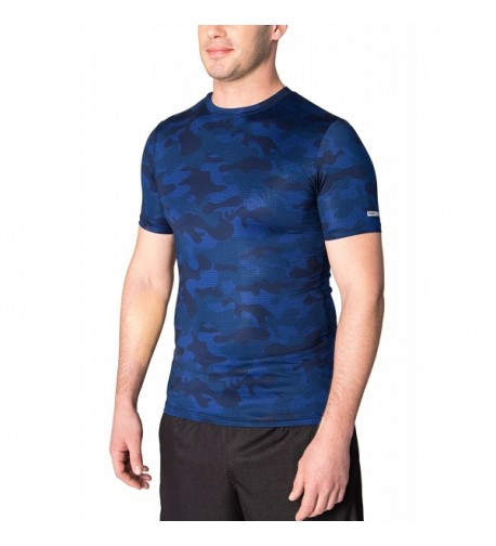 RBX Active Mens Printed Fitted