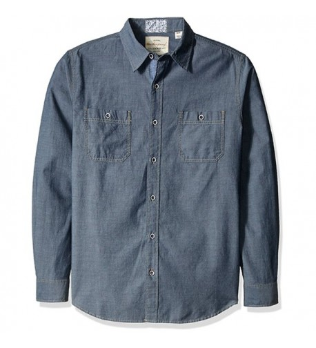 Weatherproof Vintage Chambray Double Admiral