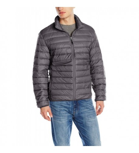 32 DEGREES Packable Puffer Asphalt