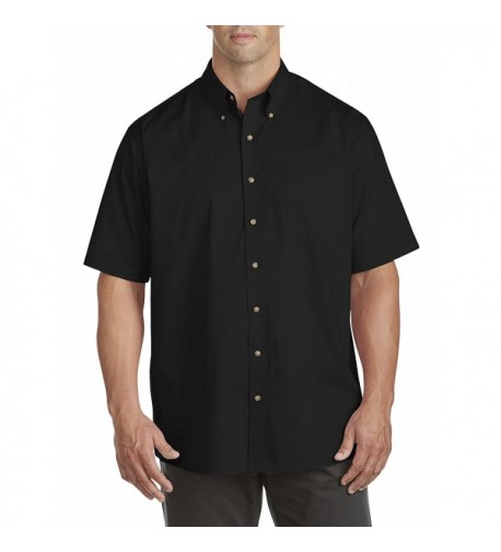 Harbor Bay Easy Care Solid Shirts