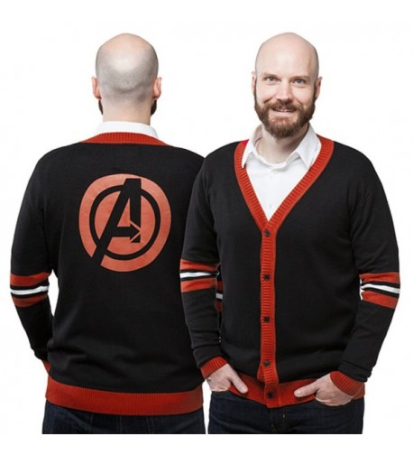 Avengers Unisex Cardigan Exclusive Large