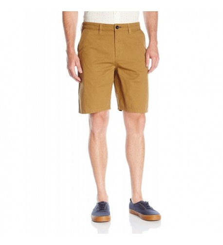 Tavik Annex Shorts Vintage Brown