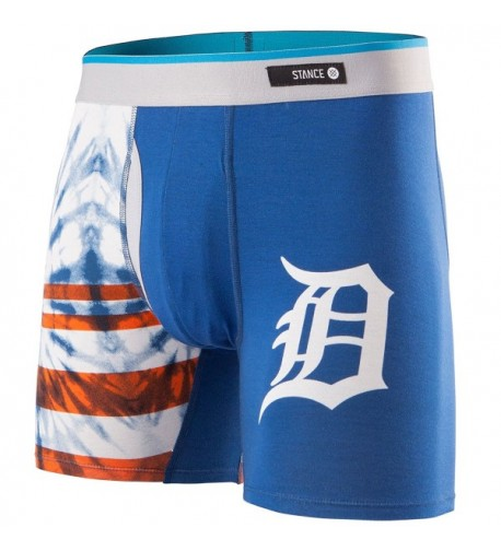 Stance Mens Tigers Boxer Small