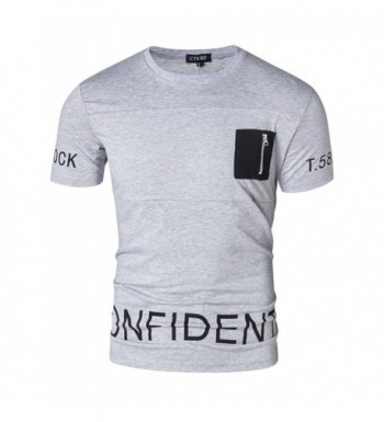 CT HF Collar Casual T Shirt